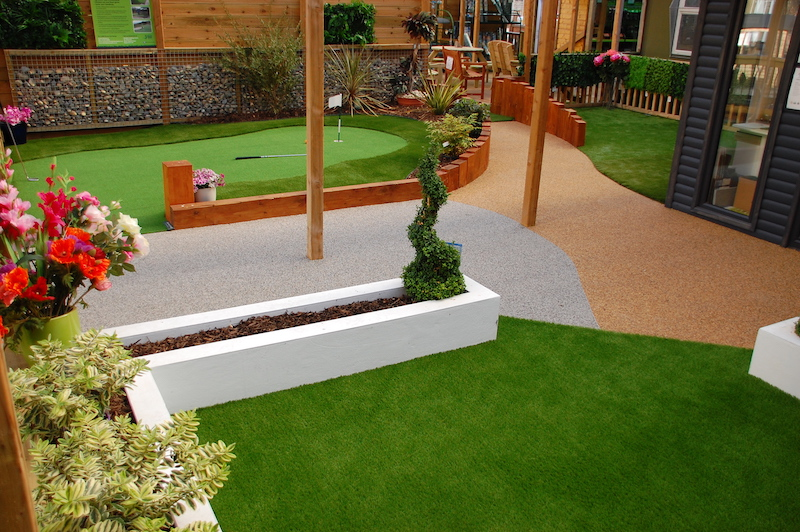 Artificial Grass Company Showroom Belfast Northern Ireland