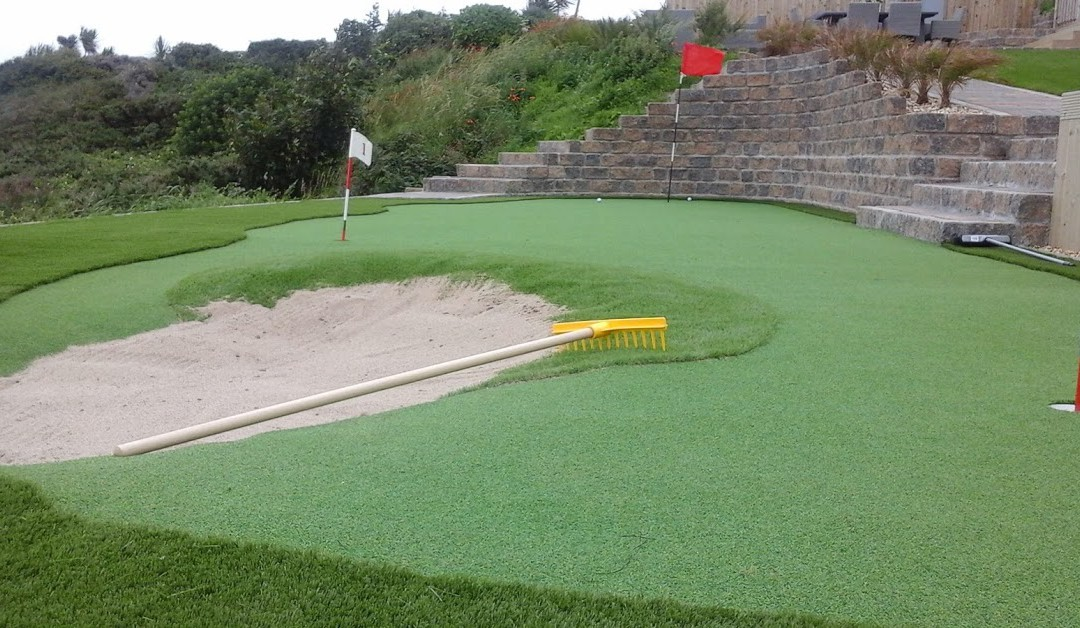 WOW! The Perfect Putting Practice Area