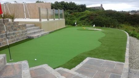 Artificial Grass Putting Green Northern Ireland