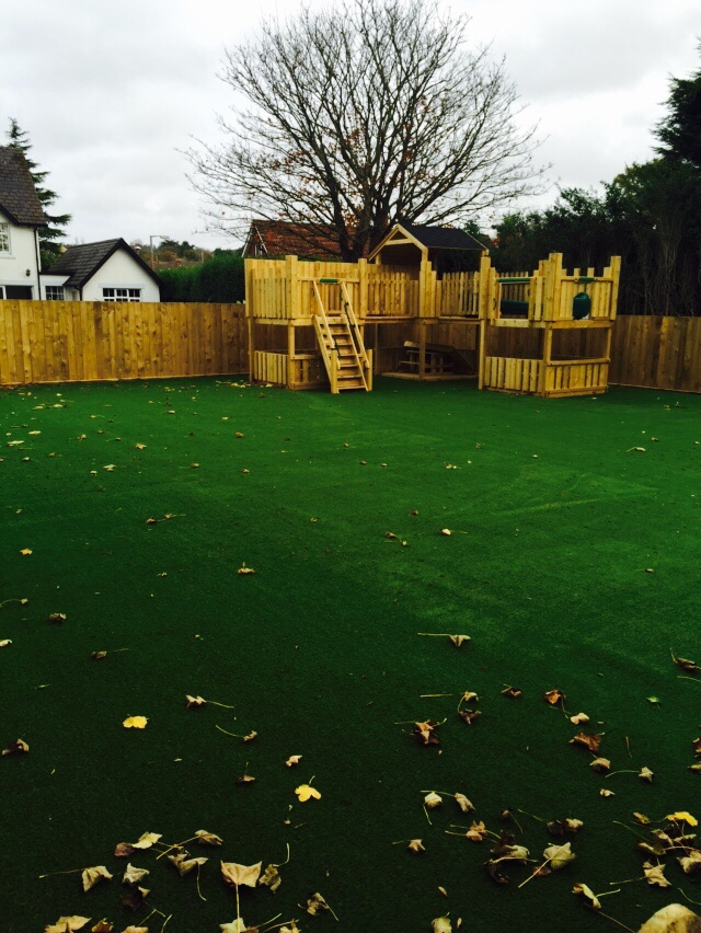 Artificial Grass Nursery School Ireland 1