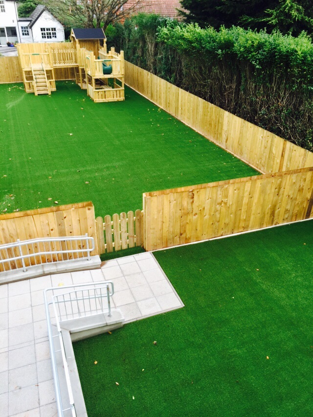 Artificial Grass Nursery School Ireland 6