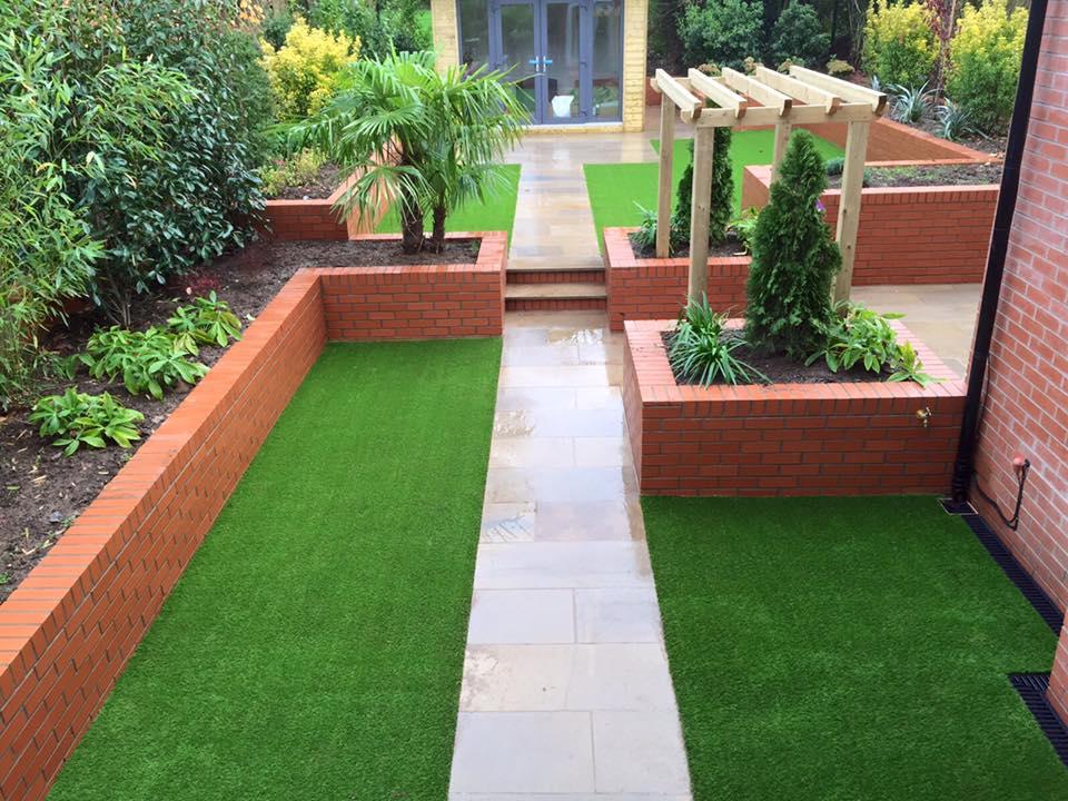 Designer Garden in Belfast