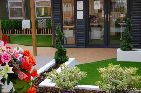 Artificial Grass Company showroom office