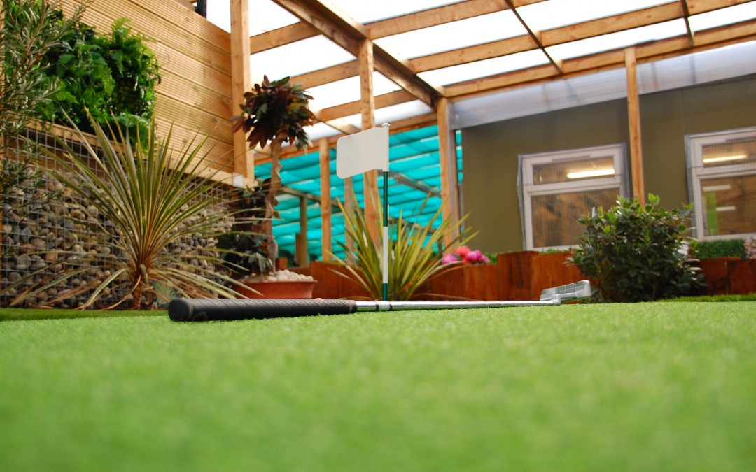 Artificial Grass Showroom