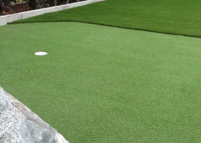 Putting Green - Greenisland