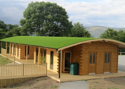 Dove Tail Log Cabins, Carlingford
