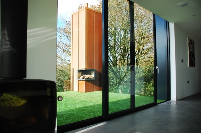 Grand Designs house, Maghera, Co Londonderry