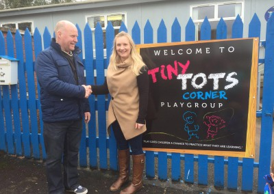 Tiny Tots Playgroup, Co Armagh