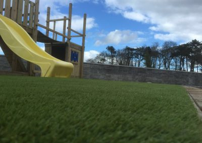Perfect play area for children in Co Down