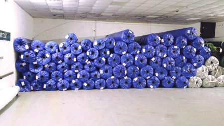 Our Newtownards warehouse holds the biggest stock of artificial grass in Ireland.