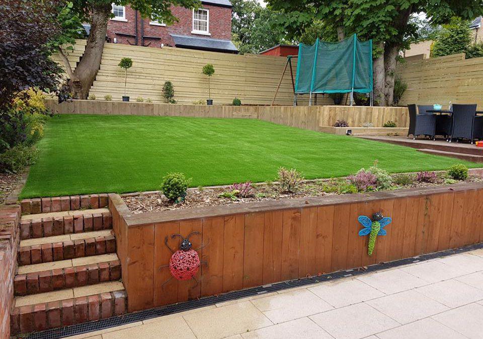 Residential Artificial Grass Lisburn