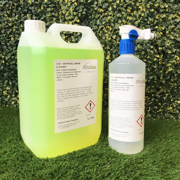 Artificial Grass Cleaner