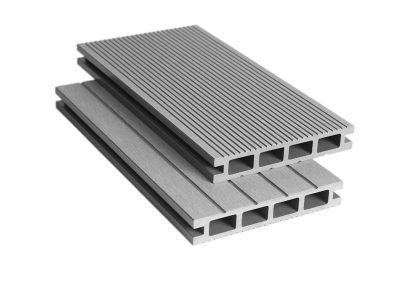 Composite Decking - Silvery Grey