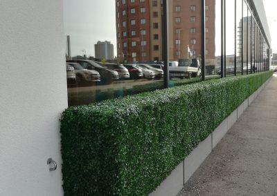 Bespoke Hedge Planters