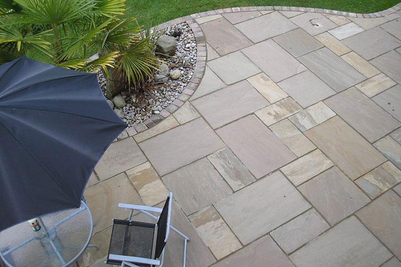 Natural Stone Paving – Garden Paving
