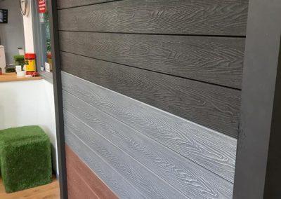 Woodgrain Composite Decking Range